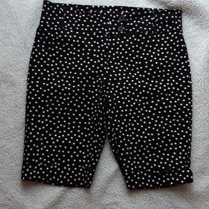 Polka Dot Lily Morgan Walking Shorts
